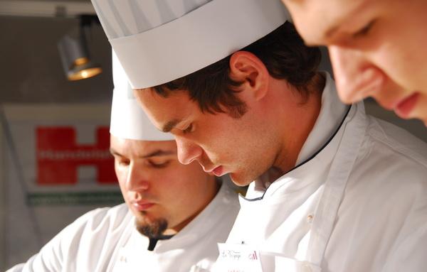 Kompetenzorientierung in der Ausbildung von Köchinnen und Köchen