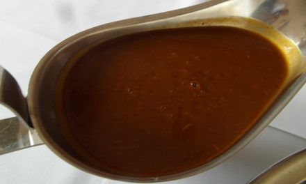 Eine Roux muss auskochen – Beurre manié aufkochen! Warum?