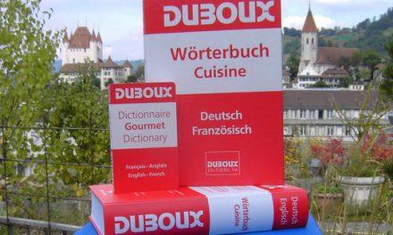 Duboux – der gastronomische Übersetzer